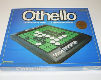OTHELLO Board Game 1996 Gabriel - Brand New - Never Played - Factory Sealed