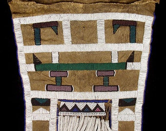 Ndebele Beaded Apron Married Women Nelson Collection South African Art 46188