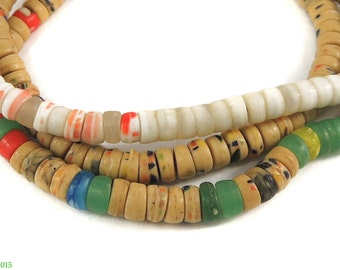 Kancamba Trade Beads Molded Africa 29 Inch 97878