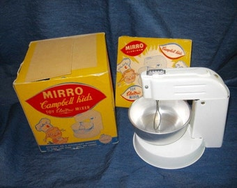 Campbell's Kids Mirro Mixer