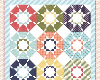 Bright Side Quilt Pattern By Lella Boutique