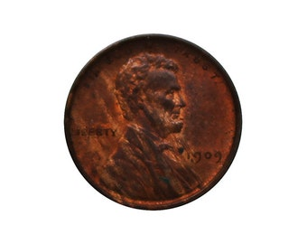 1909 VDB Lincoln Penny