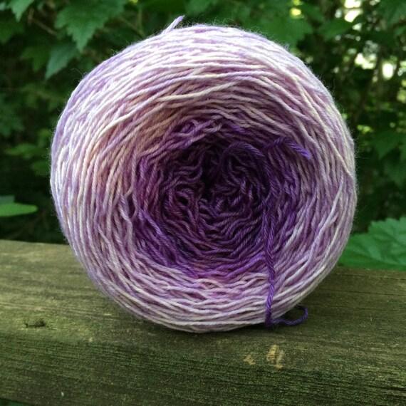 Gradient Yarn, SALE, Merino, Hand Dyed Sock Yarn, Hand Dyed, Cashmere, Merino