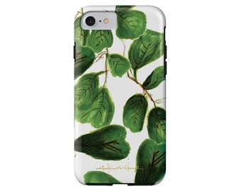 FIG LIFE fauna iPhone 7/7 Plus, iPhone 6/6S, iPhone 6/6S Plus, iPhone 5/5s case, Samsung Galaxy S6