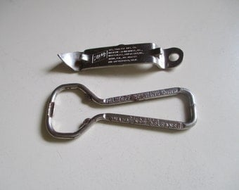 Vintage Bottle Openers Collection