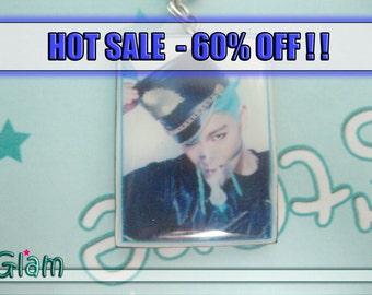 HOT SALE  BigBang TOP Alive Phone Charm