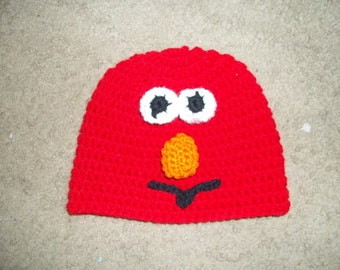 Fun Elmo Hat