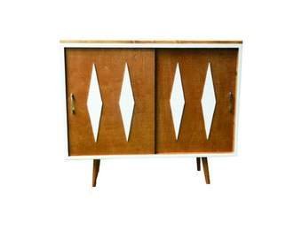 Mid Century Bookcase / Storage Cabinet - MADE TO ORDER 5 months
