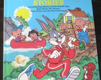 1990 Bugs Bunny Stories Golden Book Hardcover
