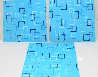 American Girl Mini's Illuma Room Petite Boutique Reversible Wall Tiles