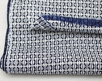 Japanese Artisan Cotton. Vintage Yukata Fabric. Full Bolt Available  (Ref: 1213)