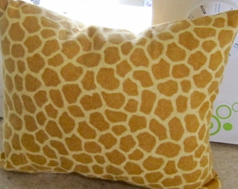 Giraffe Travel Baby Toddler Comfort Small Day Care Nap Pillow
