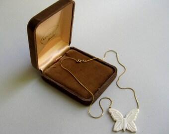 Lenox Jewelry, Necklace, Lenox Butterfly Necklace