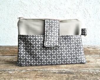 Wallet zipper purse Organizer fabric case, card holder, handbag wallet, pencil case, make up bag case wallet pouch