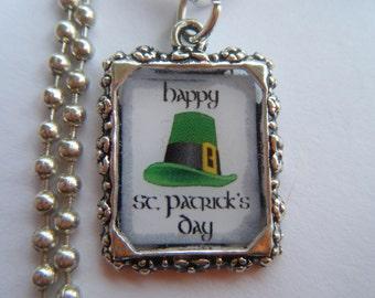 St. Patrick's Day Necklace