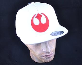Rebel Insignia Star Wars flat peak cap