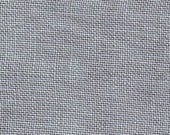 VINTAGE CEDAR PLANK hand-dyed cross stitch fabric 32 ct. count linen by Lakeside Linens at thecottageneedle.com gray grey