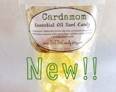 CARDAMOM, Essential Oil Hard Candy 5oz