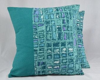 Vintage Pillow Cover, Cushion Cover, Vintage Style Pillow, Throw Pillow, Decorative Pillow, Vintage Home Decor - 16 inch Pillow - PC11