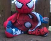 SPIDERMAN BUMBLE BABY