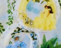 20%OFF Annie's Attic GARDEN PARTY Wreaths - Fashion Doll Clothing Dress Crochet Pattern