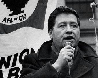 Cesar Chavez, Small