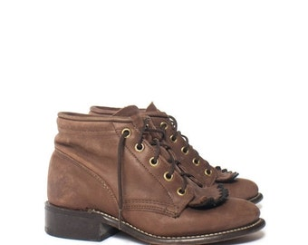 40% Off Sale 5 M | Women's Brown Roper Ankle Boots