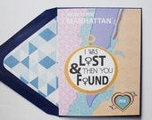 Lost & Found - Valentines Card, Lesbian, LGBT, for her, wife, girlfriend, same sex