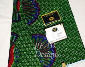 Ankara Holland Super Wax /Fabric/African Prints/African Fabric/Ankara/Crafts/African Clothing/Ankara sold by yard