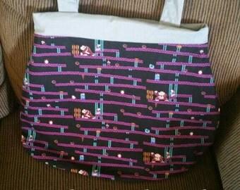 Donkey Kong purse