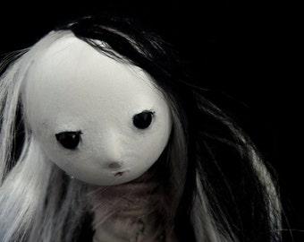 OOAK Art Doll- Lunar Garden- Arianrhod