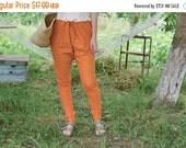SALE cotton harem Pants Jogger pants