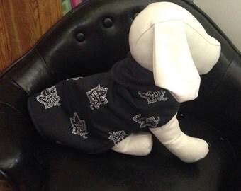 Toronto Maple Leafs Dog Coat