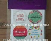 Adulting Reward Stickers, Version 4