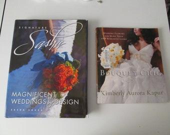 Wedding Idea Books Set of Two