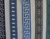 Linen pillow with Banding, Pillow Cover Square, Eurosham or Lumbar pillow, Accent Pillow, Throw Pillow, Toss Pillow