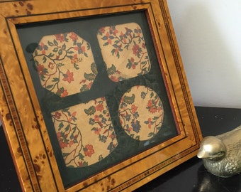 Paris. Wooden frame. Bois Extreme Paris inlay frame