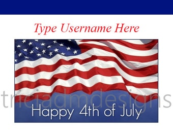 Auction Template  4Th Of July Joy To Ebay Sellers | Digital download