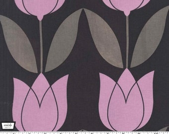 Seedling - Tulip - Orchid Pink by Thomas Paul from Michael Miller