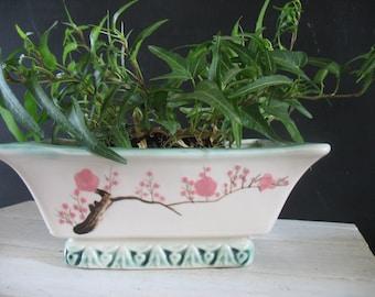Vintage Oriental Planter - Japan