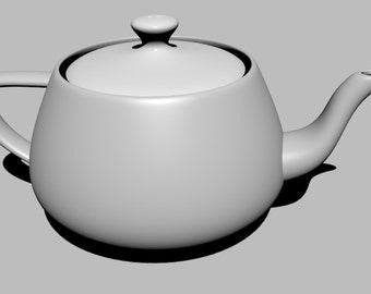 Teapot: Do Not Touch. Do Not Purchase.