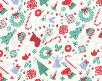 jingle cotton fabric by Kate Spain  for Moda fabric