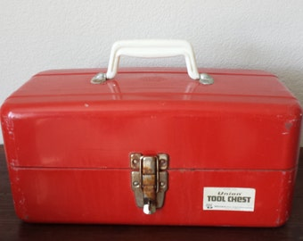 Red Union Tool Chest