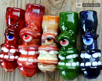 Glass Pipes, Glass Smoking Pipe, Smoking Bowl, Girly Pipe, Cute Pipe, Tobacco Pipe, Pipes for Smoking, Unique Pipe, Cool Pipe, Sexy Pipe