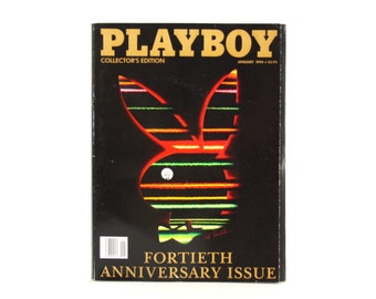 Playboy Magazine - Vintage January 1994