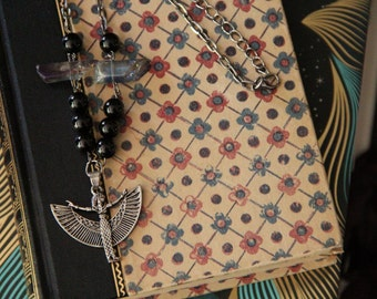 Isis Goddess of Nature and Magic Necklace