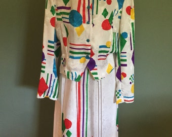 Ugly 80's Outfit, size L/XL 14