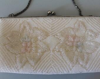 Evening Clutch Beaded Handbag Purse