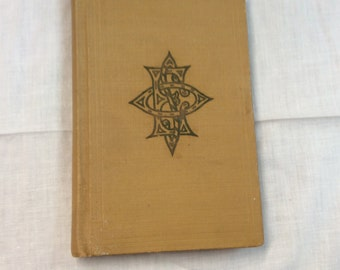 1953 Ritual of the Order of the Eastern Star Hard Bound