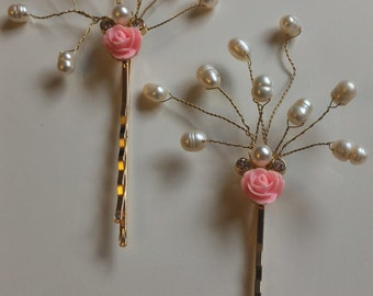 Hair pins set of two